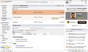 Manage User Portal Content in Spiceworks